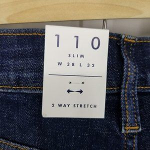 Lucky Brand Jeans - Lucky Brand Men's 101 Slim Jeans 38×32
